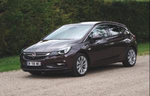 Opel Astra, l'auréole d'un titre