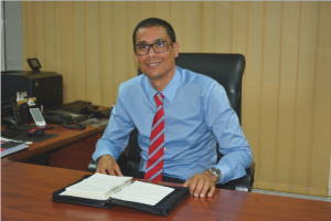 Chakib Hafyane, directeur général de Kaufmann et Standard Auto Accessoires