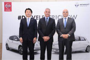 COP 22: L'Alliance Renault-Nissan met, à la disposition des participants,  50 voitures électriques