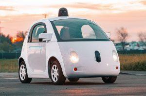 Google : de vrais clients dans ses voitures autonomes