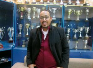 Rachid Yahia, Directeur Général de Mondial Turbo