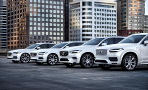 Volvo annonce une conversion totale à l'électricité pour 2019