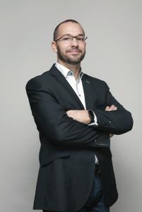 Yann Labarthe, responsable région Afrique francophone de Pirelli
