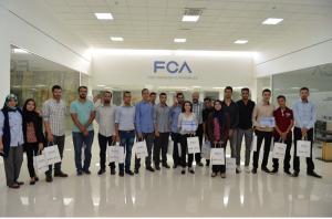 Fiat Chrysler Automobile Maroc récompense les meilleurs étudiants de l'ENSAM