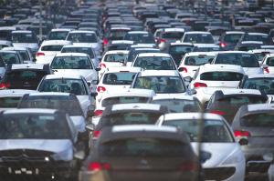 Ventes automobiles: Le VUL a surperforméen Octobre !