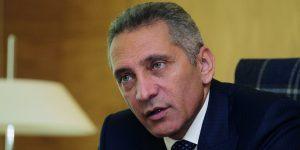 Moulay Hafid El Alamy, Ministre de l'industrie,  de l'Investissement, du Commerce et de l'Economie Numérique