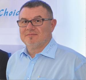 Alain Monserand, Responsable des ventes pour le Maghreb de NTN-SNR