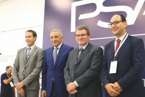 PSA revoit à la hausse la capacité de production de son usine à Kénitra