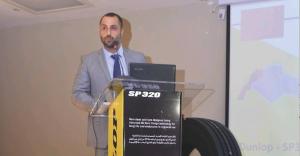 Dunlop introduit un nouveau pneu au Maroc