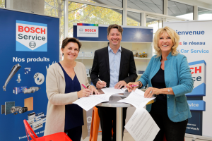 Bosch Car Service partenaire officiel du Rallye Aïcha des Gazelles