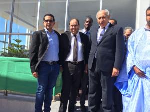 Peugeot-Citroën inaugure un showroom écologique à Dakhla