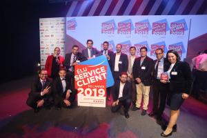Hyundai élu Meilleur Service Client 2019