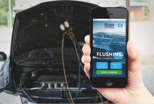 Nissens lance une application gratuite pour le rinçage des systèmes de climatisation