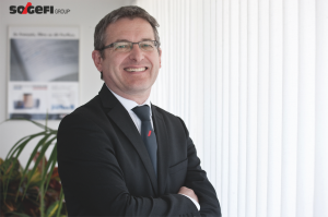 Pierre Courant, Sogefi Aftermarket Sales Director EMEA