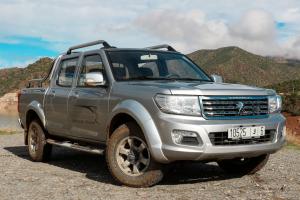Peugeot Pick Up : Bête de somme taillée pour l'Afrique