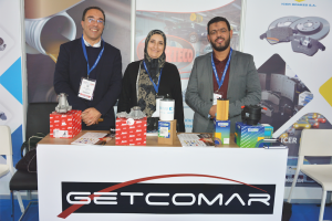 Driss Guennoun Directeur général de Getcomar et secrétaire général adjoint du Gipam Saloua Guennoun Directeur des opérations de Getcomar