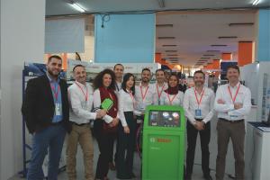 Bosch Maroc accueille ses clients du Maghreb à Equip Auto Paris