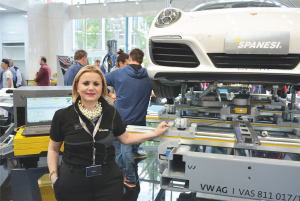 Spanesi, l'équipementier global en carrosserie