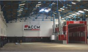 ACCM : L'expert des véhicules poids lourds ouvre ses portes à Casablanca