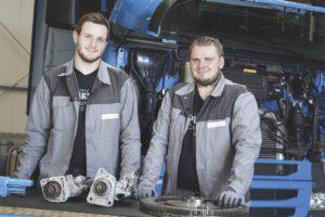 Diesel Technic maîtrise le jeu des7familles !