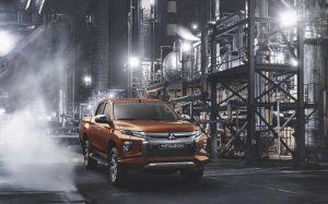 Mitsubishi L200 invincible : Le pick-up creuse encore son sillon