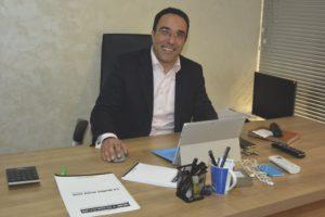 Driss Guennoun,  élu président du Gipam