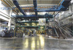 Au cœur de l'usine: une sélection Prinz