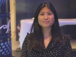 Elodie Douangvichith, global trade marketing, afrique et moyen-orient de Wolf Oil Lubricants