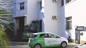 La première borne électrique «Made in Morocco» voit le jour