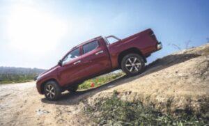 Peugeot LandTrek: lenouveau pick-up du Lion àl'essai